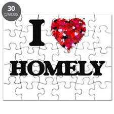 I love Homely Puzzle