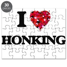 I love Honking Puzzle