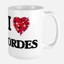 I love Hordes Mugs