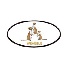 Weasels w Text Patch