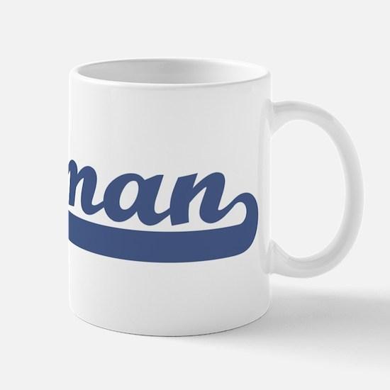 Holman (sport-blue) Mug