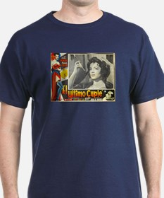 Vintage Mexican Movie Poster T-Shirt