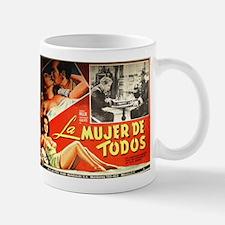 Mexican Movie Poster Mug