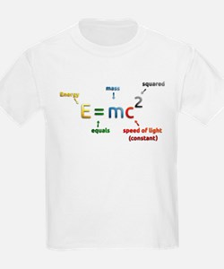 Einstein's Energy Mass Conversion Formula T-Shirt