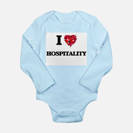 I love Hospitality Body Suit