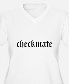Checkmate Plus Size T-Shirt