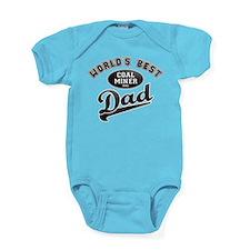 Coal Miner/Dad Baby Bodysuit