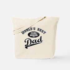 Coal Miner/Dad Tote Bag