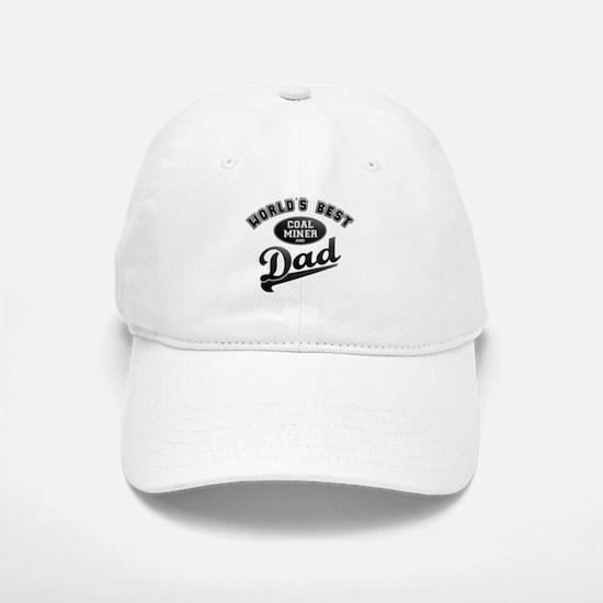 Coal Miner/Dad Baseball Baseball Cap