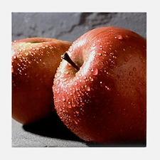 Fuji Apples Tile Coaster