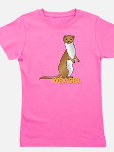 Weasel Girl's Tee