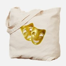 Masks of Comedy and Tragedy Tote Bag