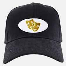 Masks of Comedy and Tragedy Baseball Hat