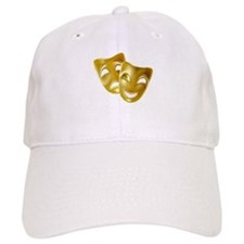 Masks of Comedy and Tragedy Baseball Cap