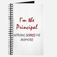 Nothing Scares Principal Journal