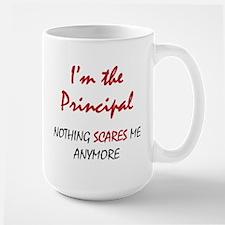 Nothing Scares Principal Ceramic Mugs