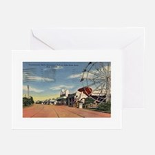Pontchartrain Beach Greeting Cards (Pk of 10)