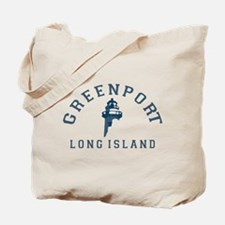 Greenport - Long Island. Tote Bag