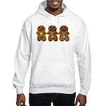 Gingerbread Men Jumper Hoody