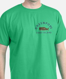 Greenport - Long Island. T-Shirt