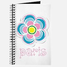 paris fleur Journal