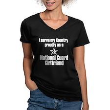NG Girlfriend Serving Proudly Shirt