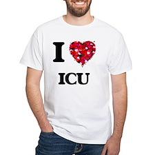 I love Icu T-Shirt