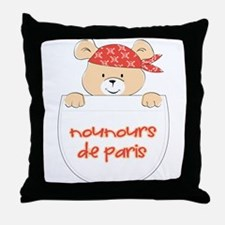 poche Throw Pillow
