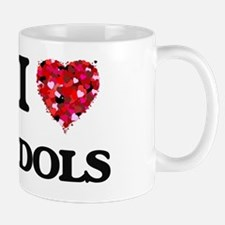 I love Idols Mug
