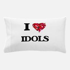 I love Idols Pillow Case
