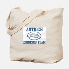 ANTIOCH drinking team Tote Bag
