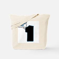 Hello I'm 1 Tote Bag