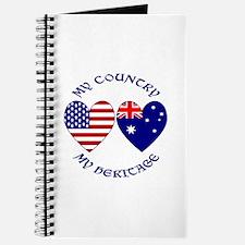 USA / Australian Heritage Journal