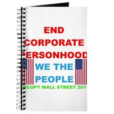 END-CORPORTATE-PERSONHOOD Journal