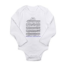 Moonlight-Sonata-Ludwig-Beethoven Body Suit