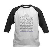 Moonlight-Sonata-Ludwig-Beethoven- Baseball Jersey