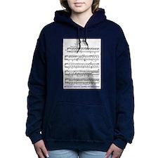 Moonlight-Sonata-Ludwig- Women's Hooded Sweatshirt