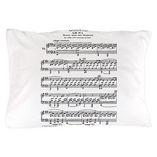 Moonlight-Sonata-Ludwig-Beethoven Pillow Case