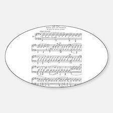 Moonlight-Sonata-Ludwig-Beethoven Decal