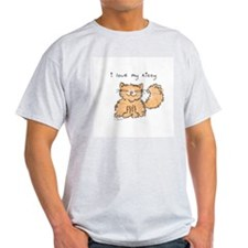 Cute Cat lovers T-Shirt