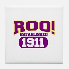 ROO Tile Coaster