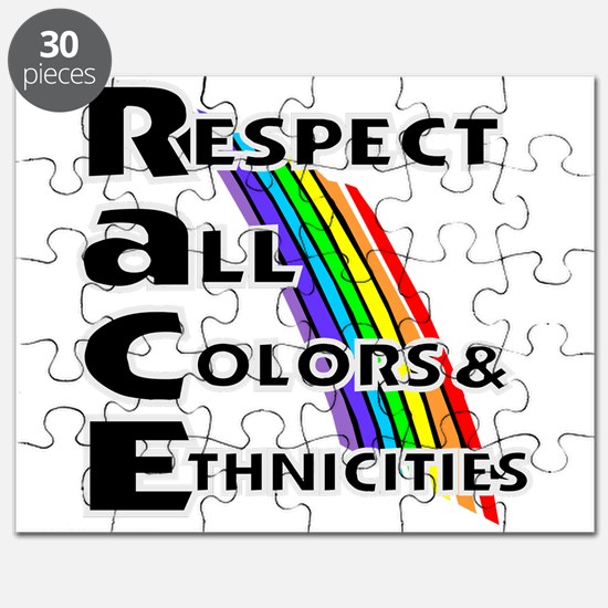 Race relations Puzzle