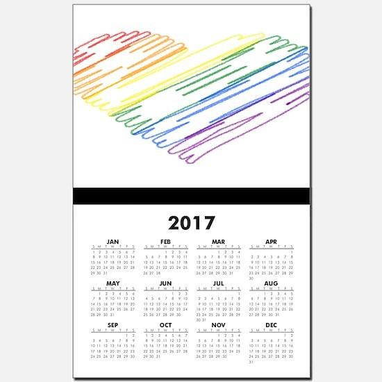 lGBT Calendar Print