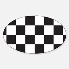 Checkered Decal
