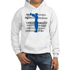 Unique Marching band Hoodie