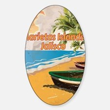 Marietas islands Decal