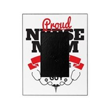 Proud Nurse MOM Of One Awesome Littl Picture Frame