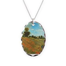 Field of Poppies Necklace