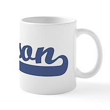 Gibson (sport-blue) Mug