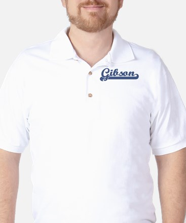 Gibson (sport-blue) Golf Shirt